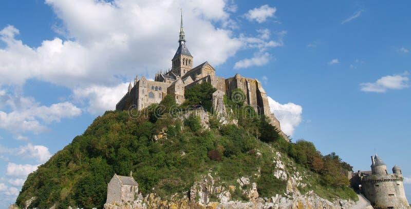 St Michel di Mont immagini stock libere da diritti