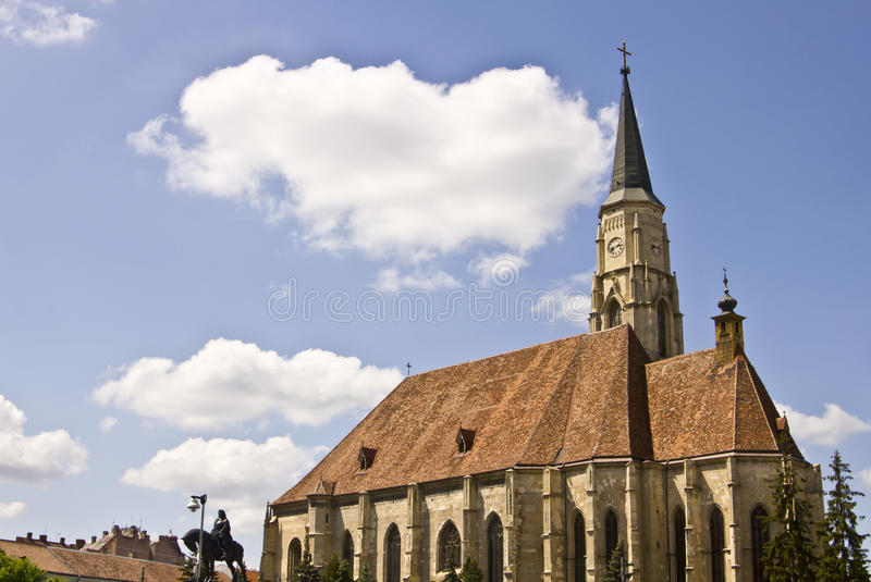 Download St. Mihail Catholic Cathedral Stock Photo - Image: 24893624