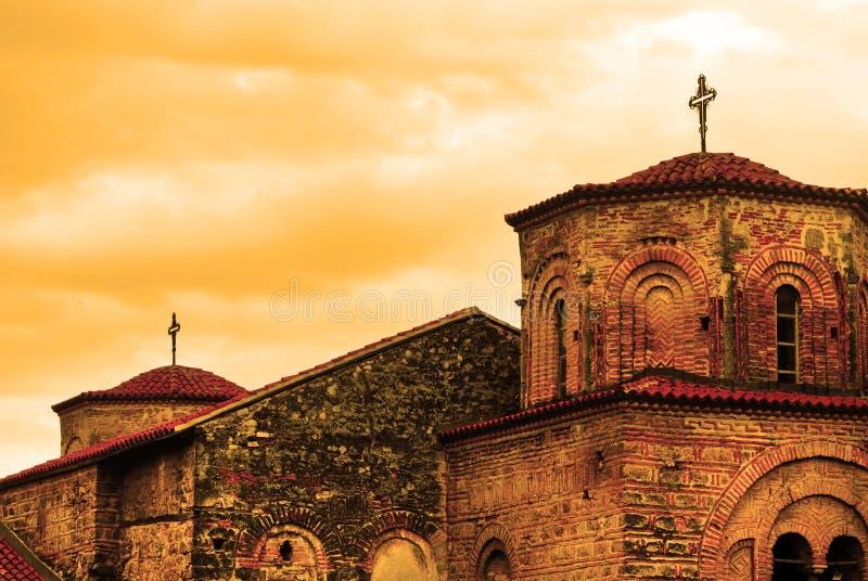 St. mild Klooster stock fotografie