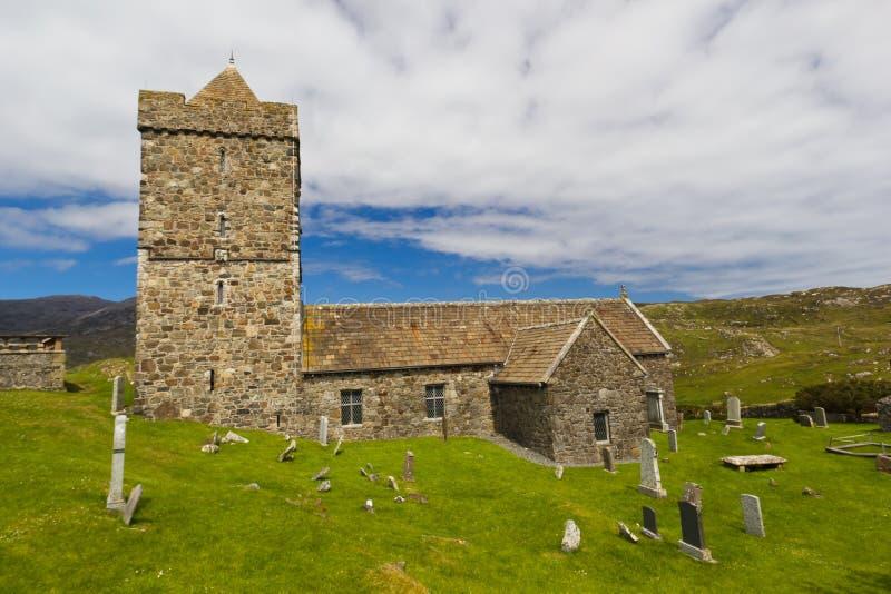 St. milde Kerk stock afbeeldingen