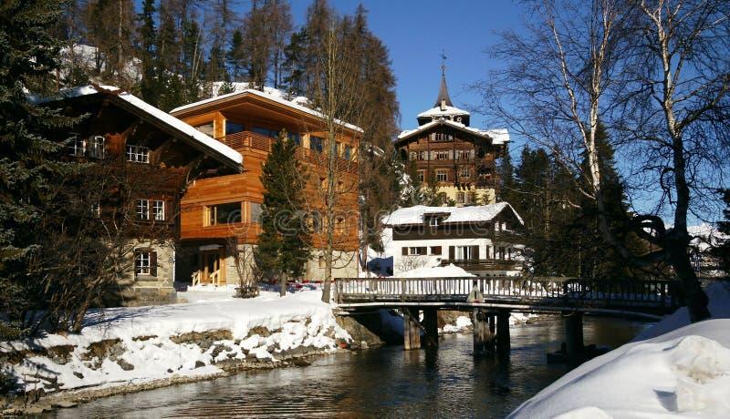 St. Moritz fotos de stock