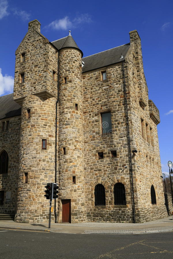 St Mungo Museum van het Godsdienstig Leven en Art. stock afbeeldingen
