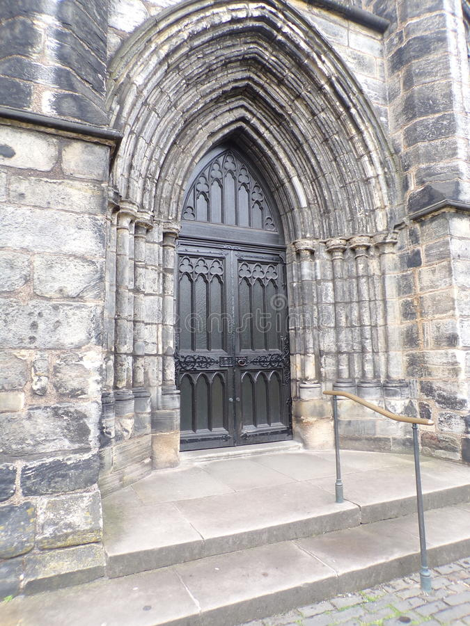 St Mungos Katedralni fotografia royalty free