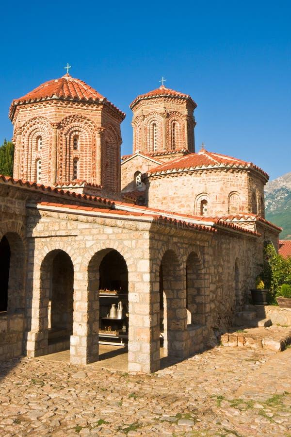 St. Naum Monastery Royalty Free Stock Photos