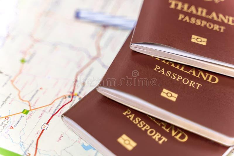 St?ngt upp pass, royaltyfria foton