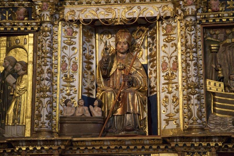St Nicholas Бари стоковые изображения rf