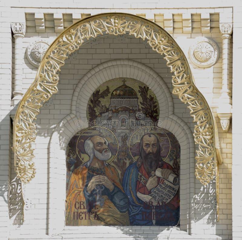 st nicholas собора военноморской стоковые фото