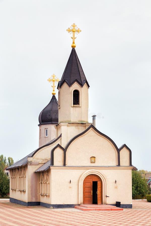 st nicholas церков Prokhorovka Россия стоковое изображение rf