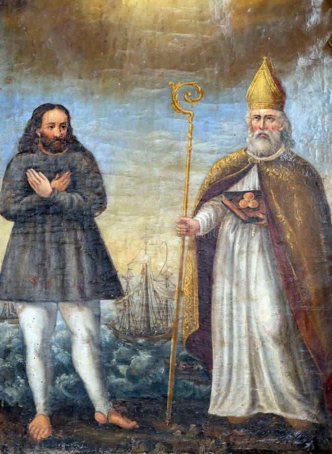 St Nicholas стоковое фото