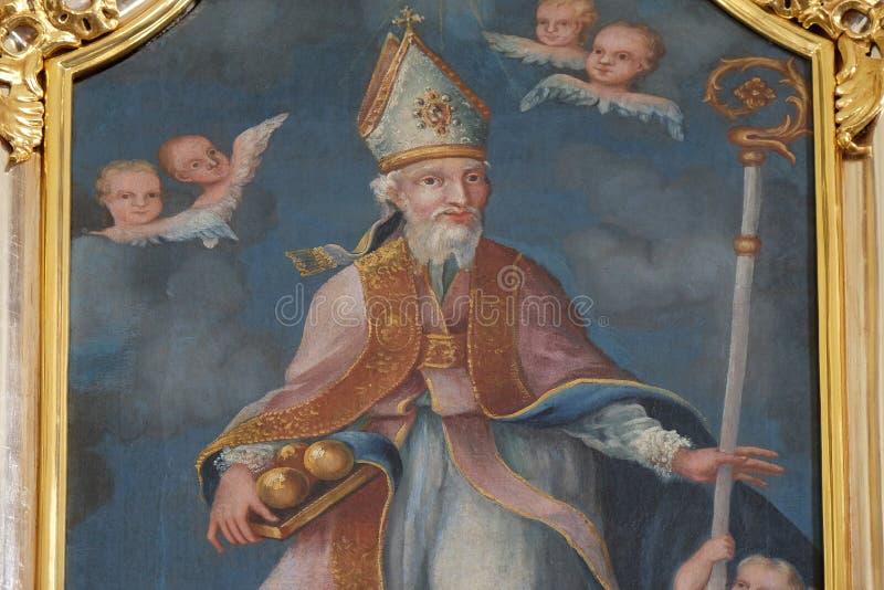 St Nicholas стоковая фотография