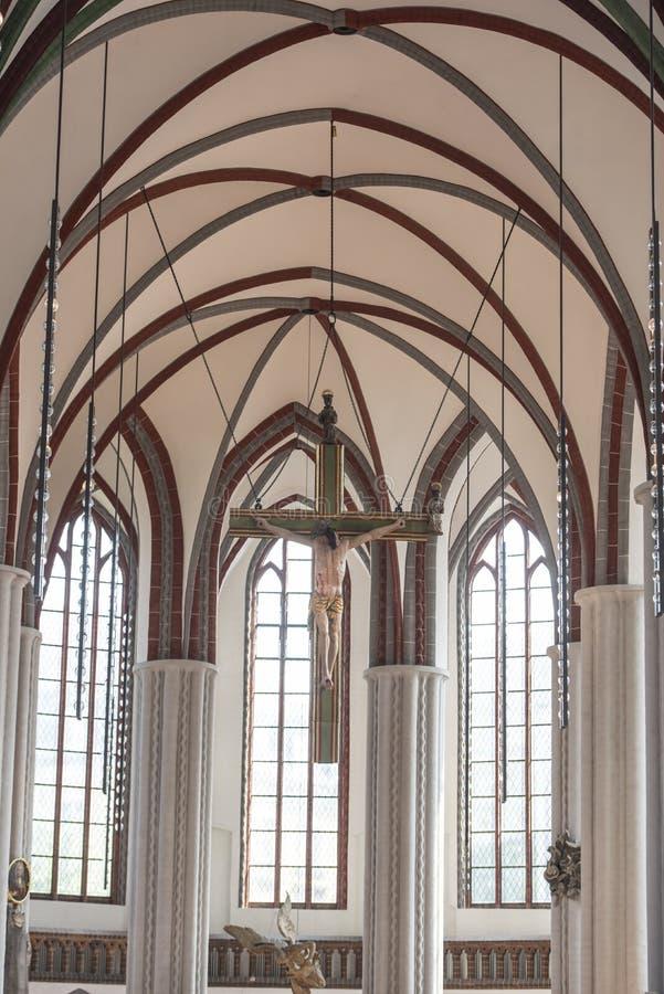 St. Nicholas Church Berlin stock images
