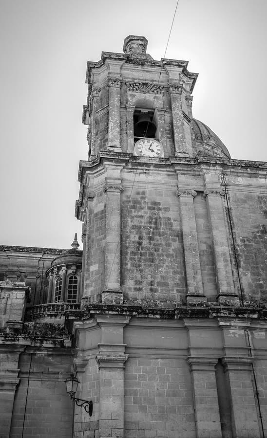 St Nicholas Church Tower photo stock