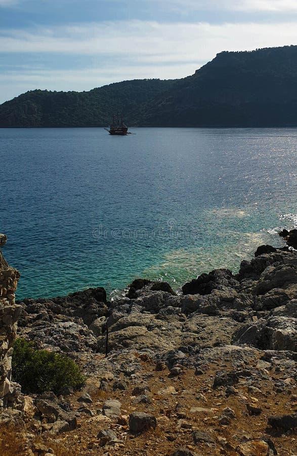 St. Nicholas Island stock photography