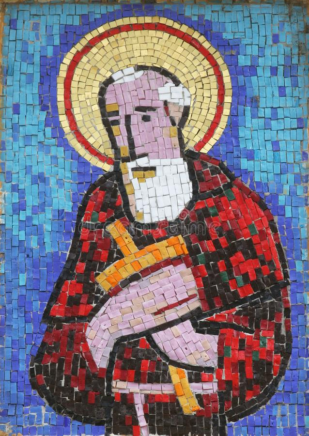 St Nicholas Tavelic стоковое фото rf