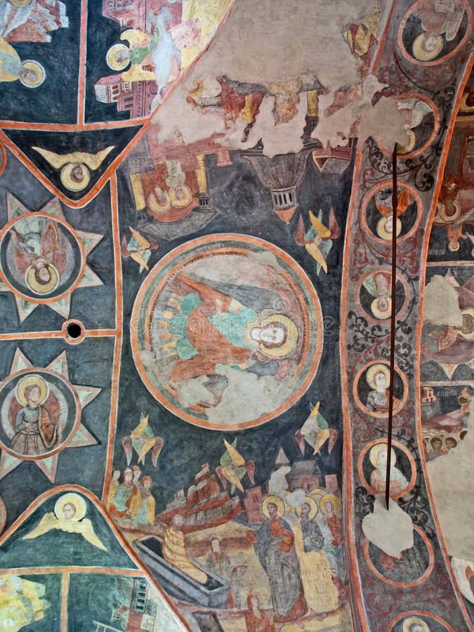 St Nicolae foto de archivo