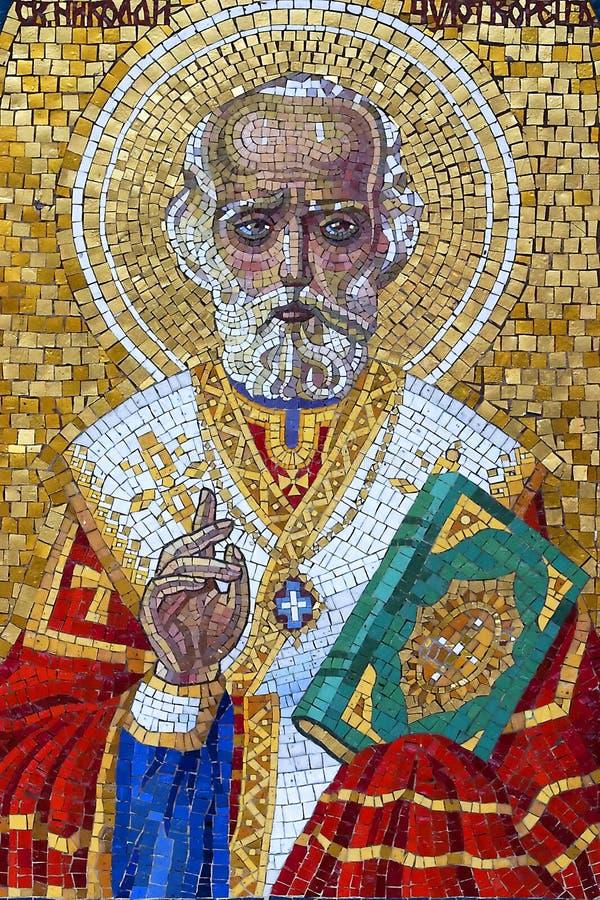 Download St.Nikolas icon stock image. Image of representation, human - 4402455