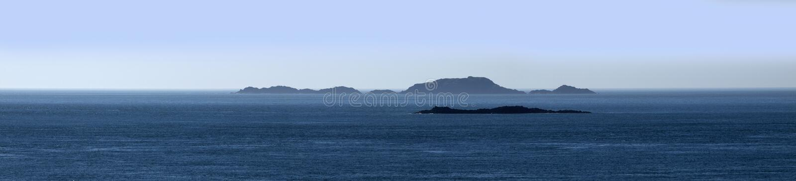 St Nons Bay Royalty Free Stock Image