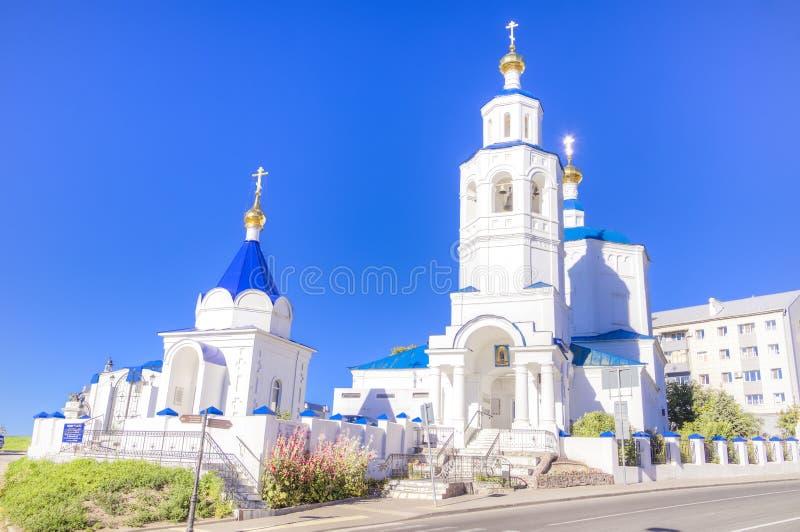 St Paraskeva Friday Kazan Russia de la iglesia foto de archivo libre de regalías