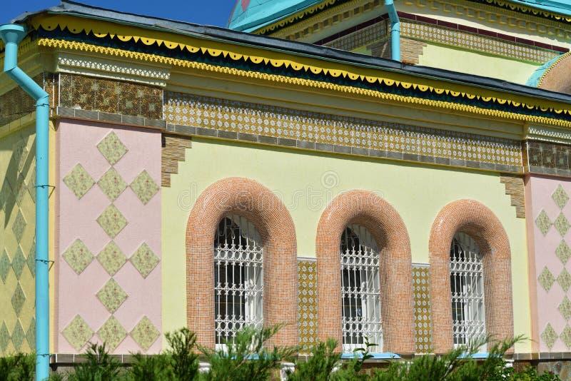 St Paraskeva-Pyatnitsa monaster Rosyjski eklektyzmu architekt fotografia stock