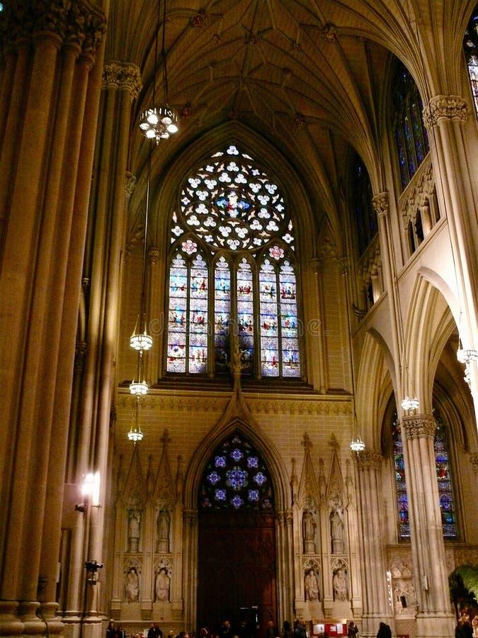 St Patrick's大教堂 免版税库存照片