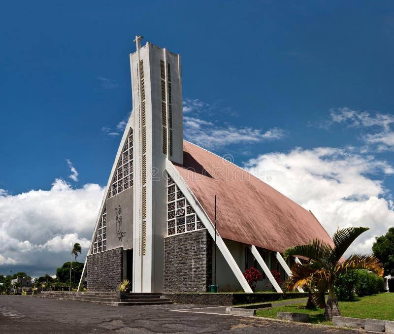 st patrick церков стоковое фото rf