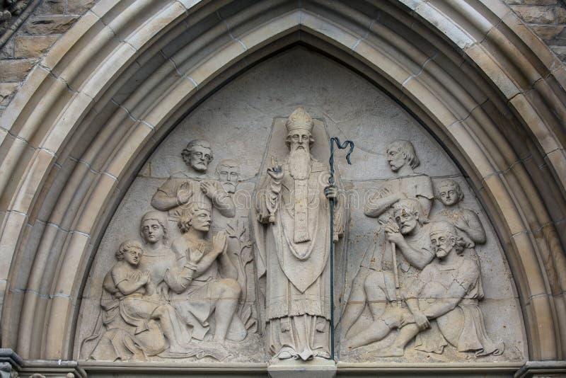 St Patrick zdjęcie royalty free