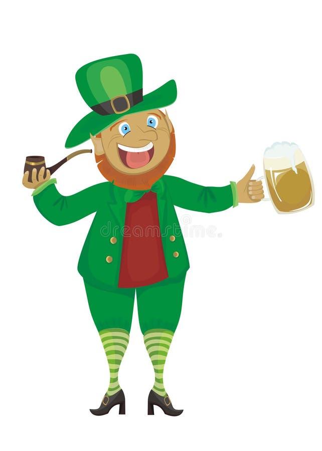 Download St. Patrick stock illustration. Illustration of holiday - 17779317