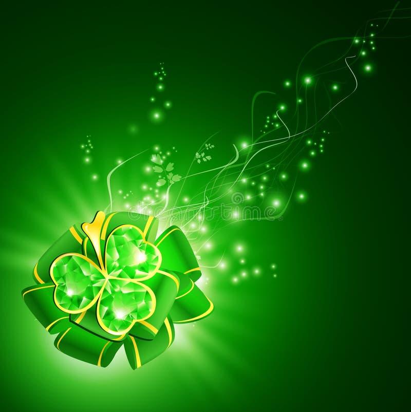 St.Patrick illustration stock