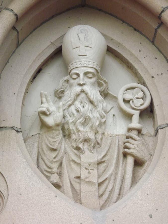 St Patrick foto de archivo
