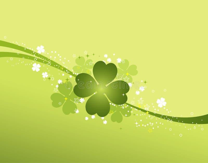 St. Patrick Background stock illustratie