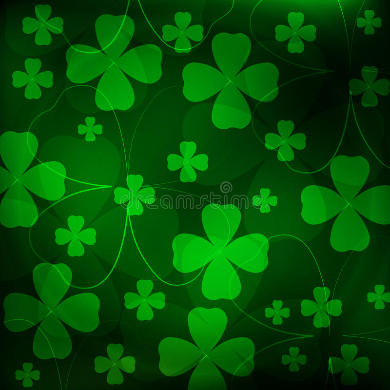 St patrick background royalty free stock photo