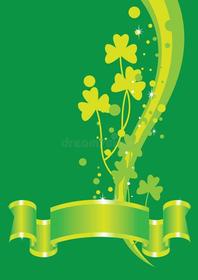 St patrick BG 1 royalty illustrazione gratis
