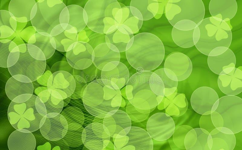 Download St. Patrick Bokeh Achtergrond Stock Illustratie - Illustratie bestaande uit helder, spring: 29503549