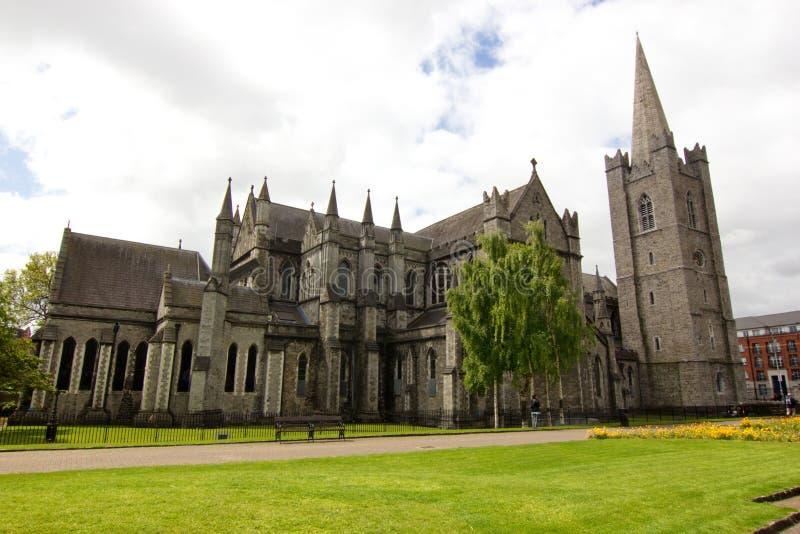 St. Patrick Cathedral - Dublin, Irland lizenzfreie stockfotos