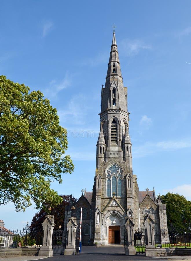 St Patrick Church royalty-vrije stock fotografie