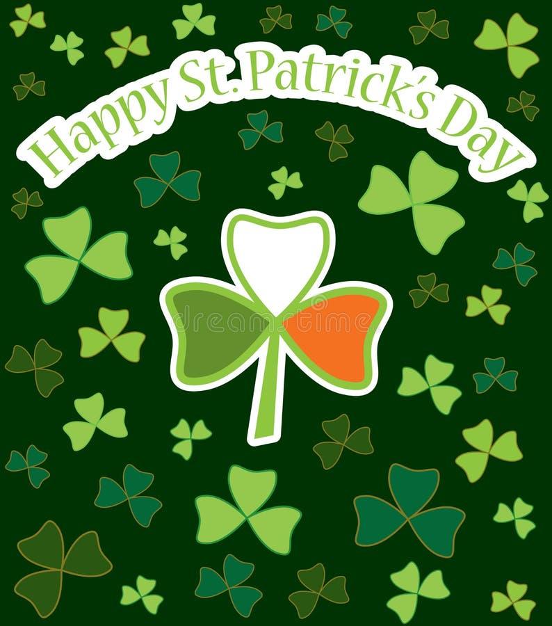 Download St. Patrick Dag vector illustratie. Illustratie bestaande uit ontwerp - 29510182