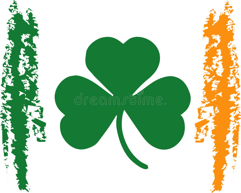 St Patrick dag. vector illustratie