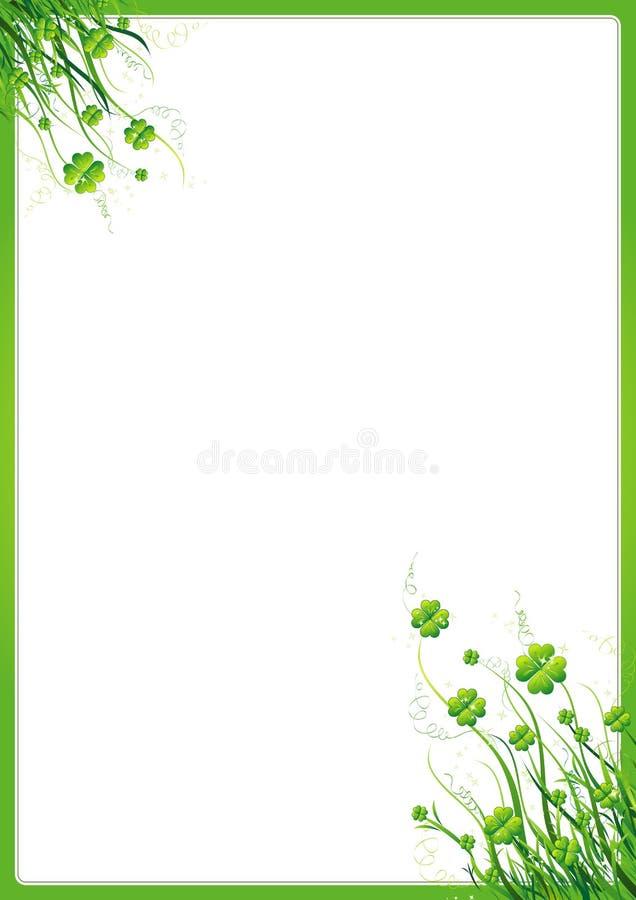 St. Patrick Dag, vector stock illustratie