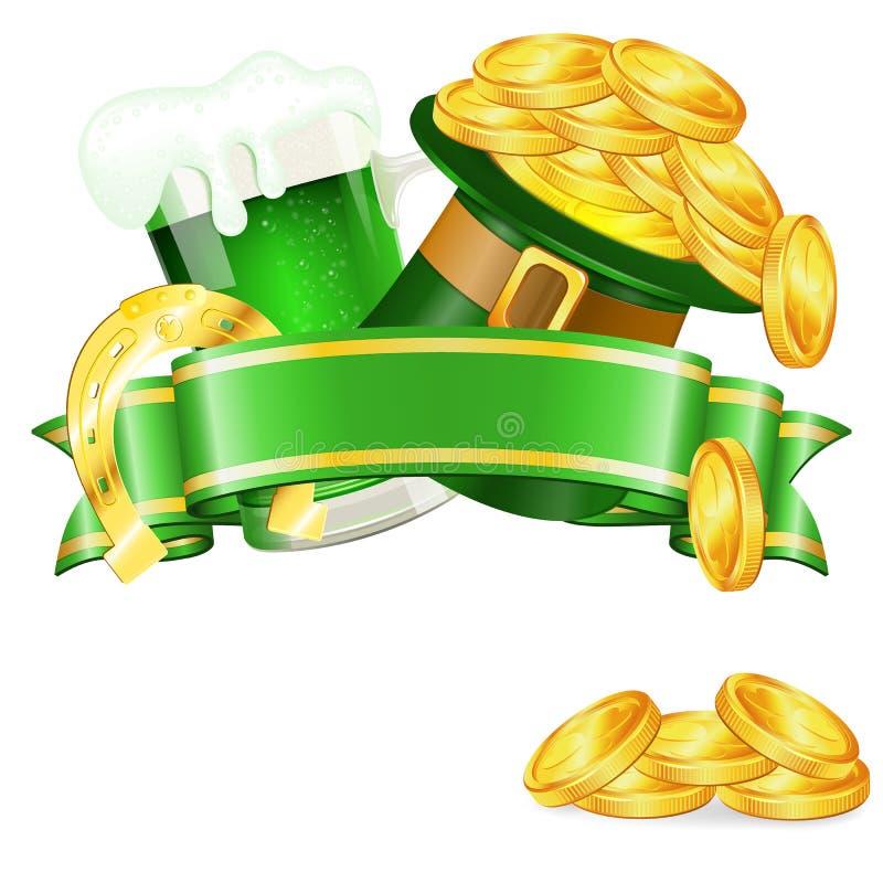 St. Patrick Day ilustração do vetor