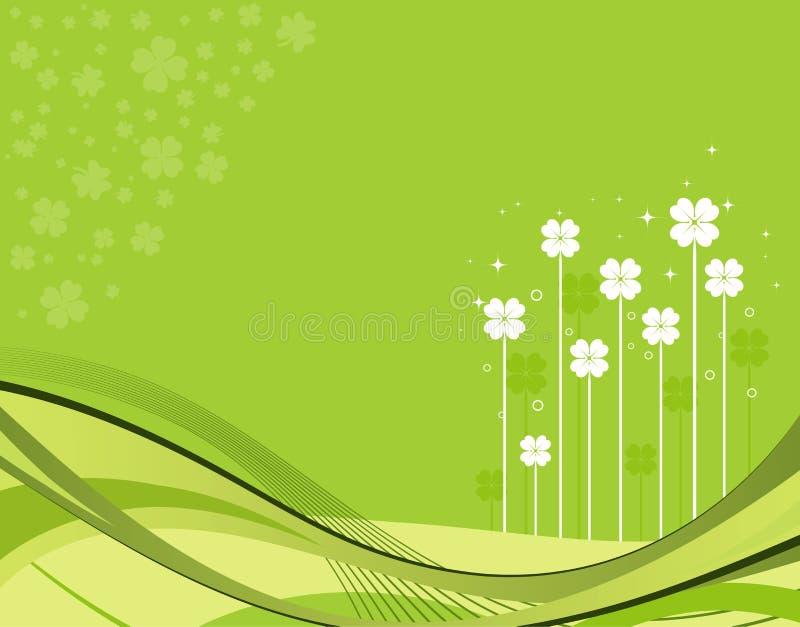 St. Patrick Day Background stock illustratie