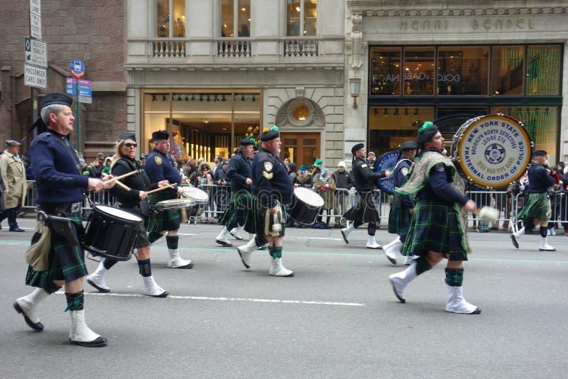 St Patrick dnia parada obrazy stock
