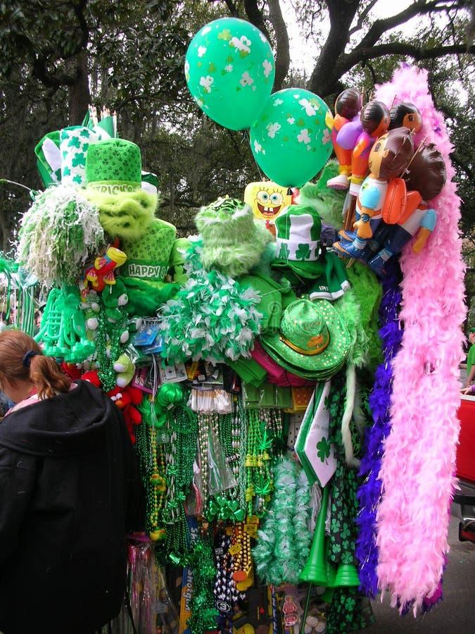 St. Patrick dzień faszeruje obrazy royalty free