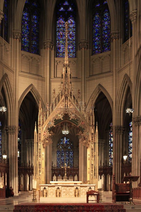 St Patrick Kathedrale stockbilder