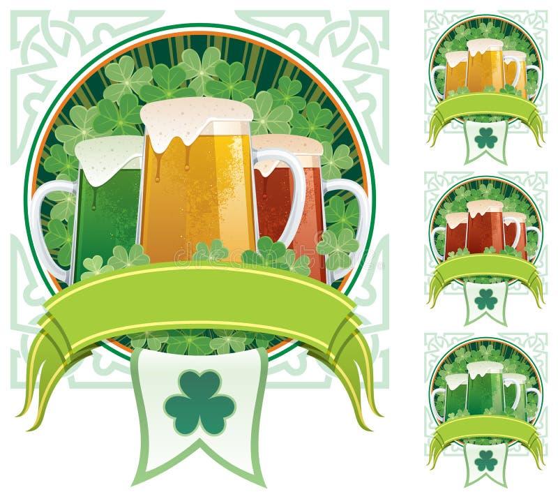 Free St. Patrick S Beer Stock Photo - 22744350