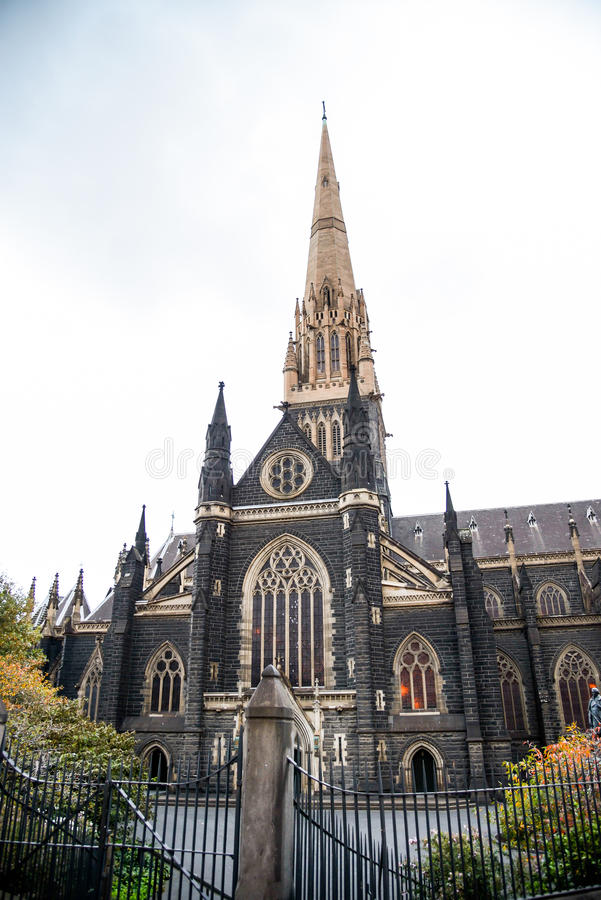 Download St Patrick's Cathedral In Melbourne Australia1 Stock Photo - Image: 31366176