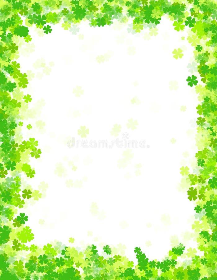 St. Patrick's day royalty free illustration