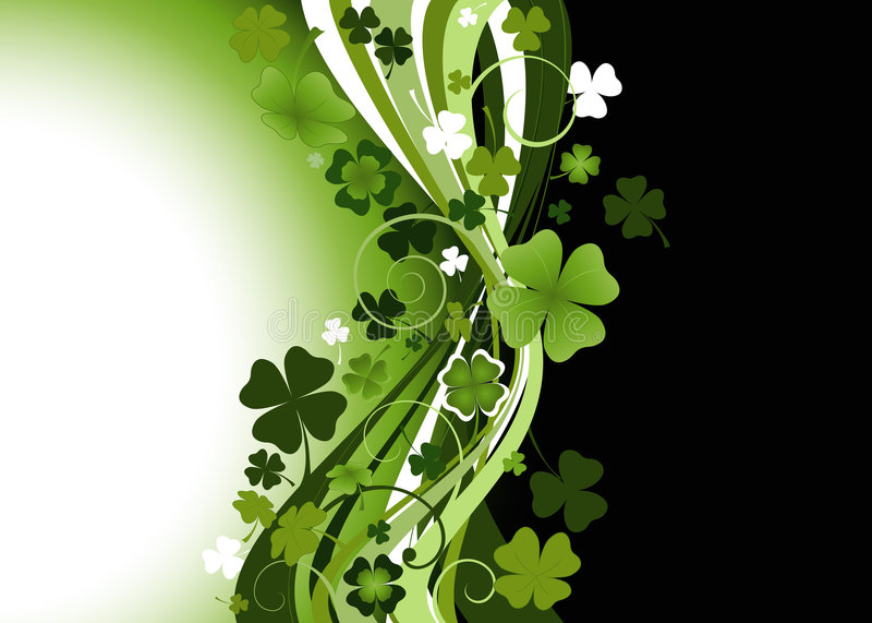 The St. Patrick's Day vector illustration