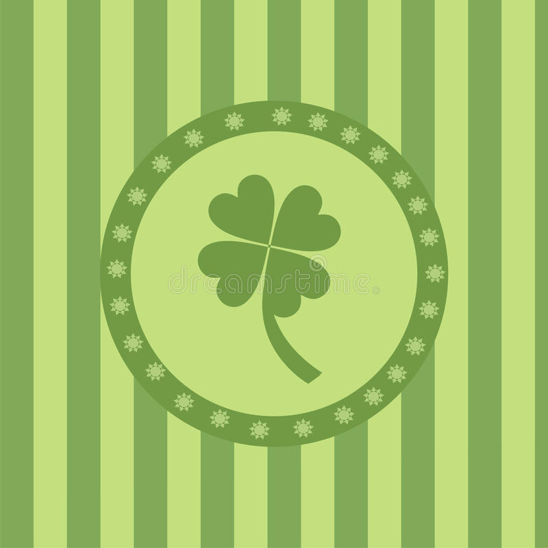 Download St. Patrick's Day Background Stock Vector - Image: 13061414