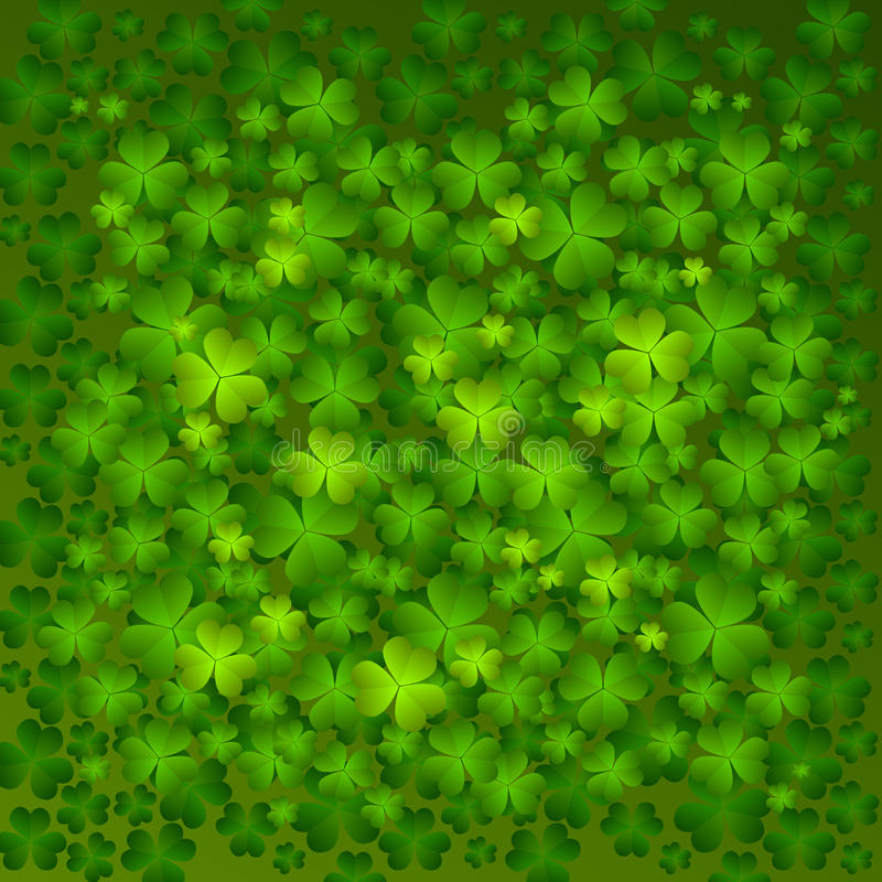 Download St. Patrick's Day Background Stock Vector - Image: 18511169
