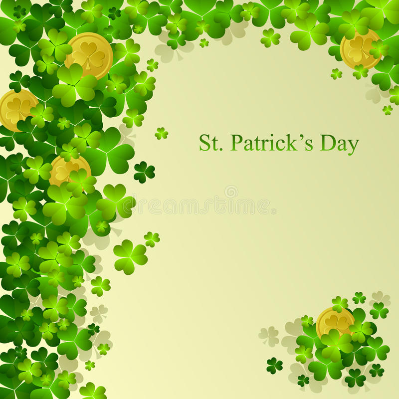 St. Patrick s day background